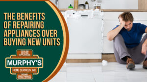 The Benefits of Repairing Navarre Appliances Over Buying New Units